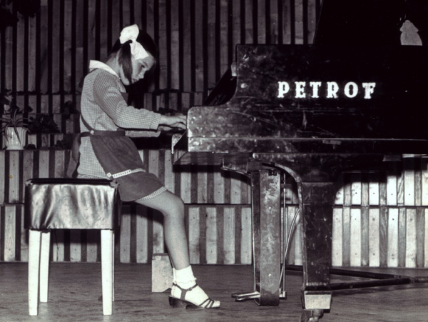Paula la pian